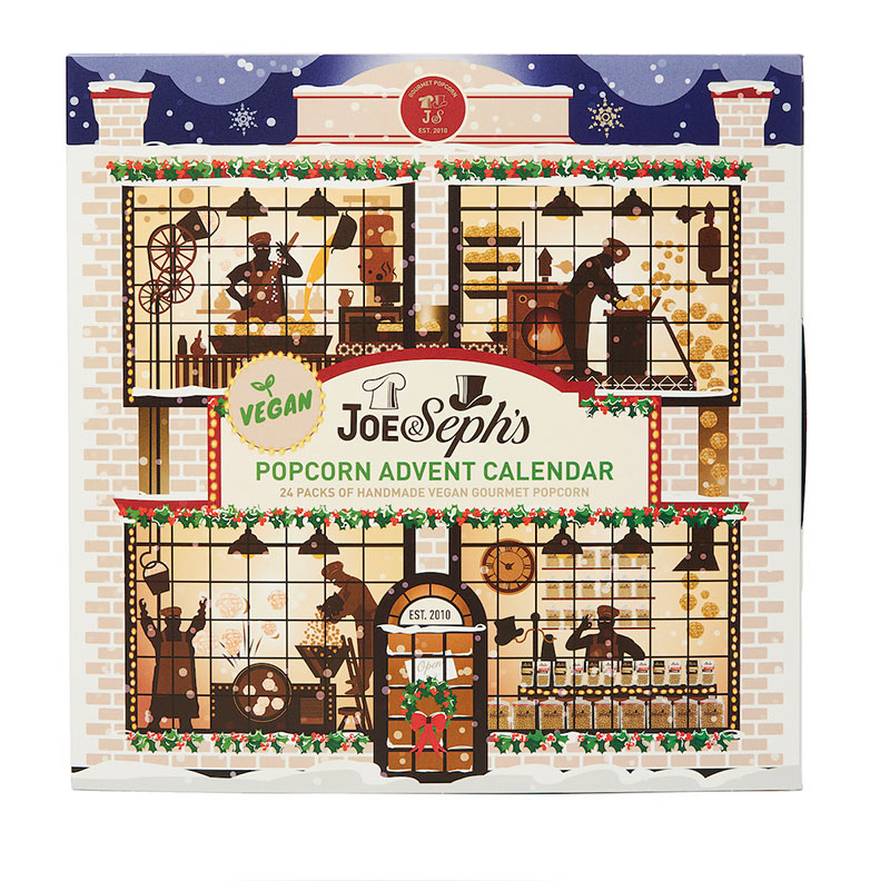 vegan advent calendars