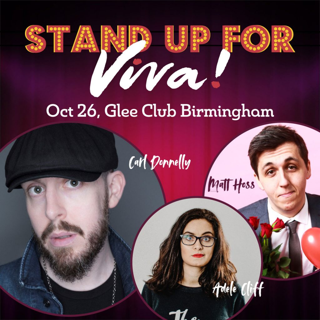 stand up for viva!