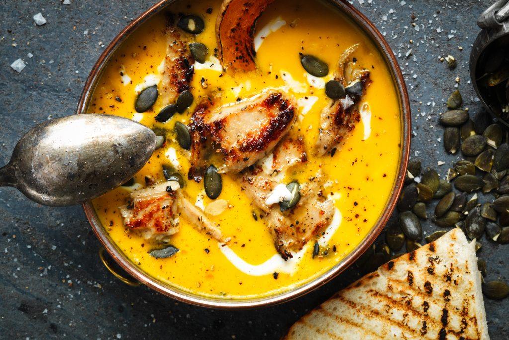 Oumph! Pumpkin Soup