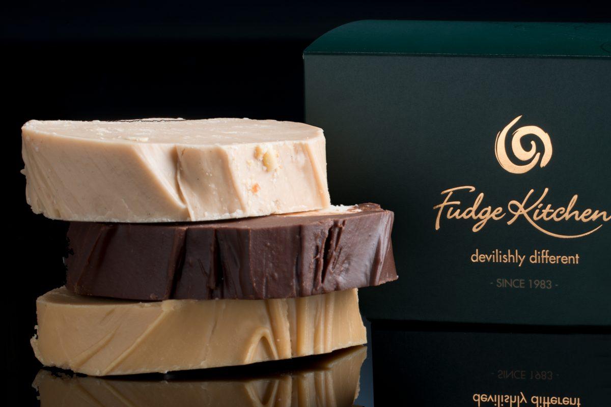 Fudge Kitchen Launches New Vegan Fudge Vegan News