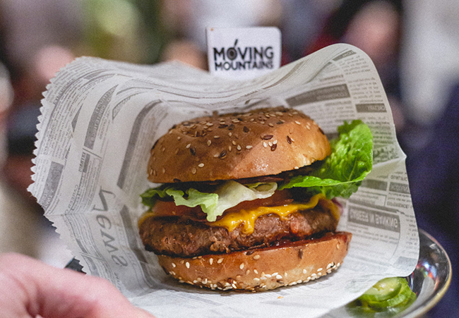 The UK's largest meat market to stock plant-based meat for the first time in its 800-year history