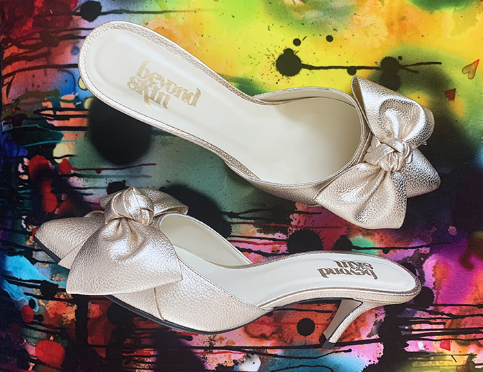 WIN! A pair of Beyond Skin vegan shoes – worth up to £380!
