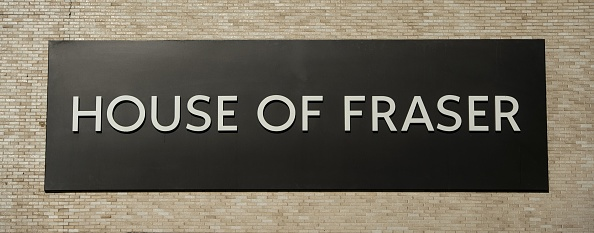 House of Fraser removes fur from sale following public backlash