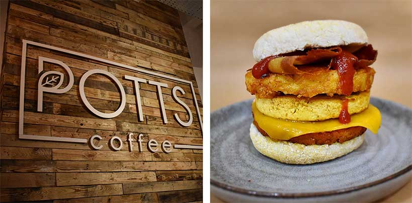 Liverpool's first 100% vegan coffee shop is opening this month