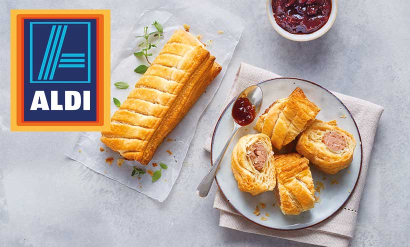 Aldi adds new vegan products including vegan tuna, plant-based ready meals and pizza to stores
