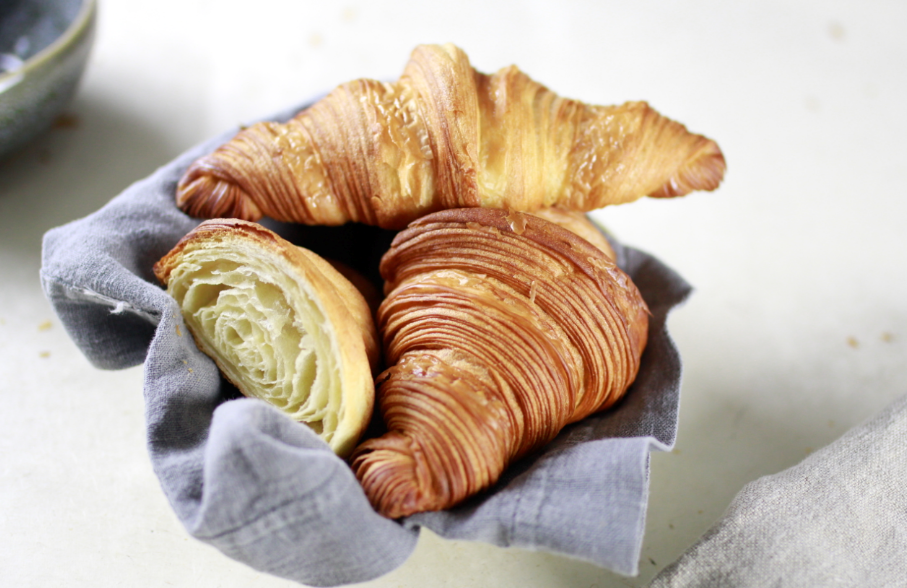 Le Cordon Bleu London has added vegan croissants to its café menu