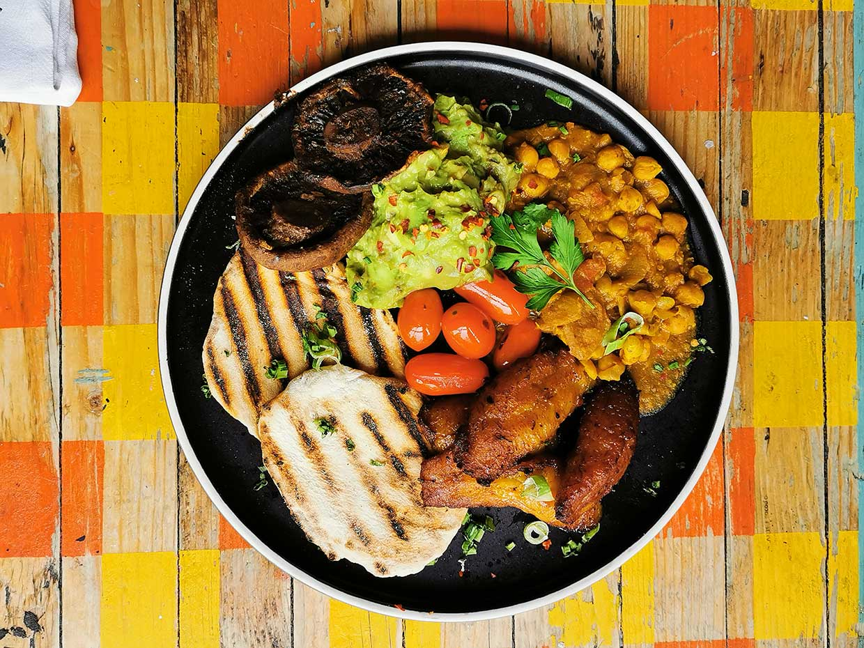 Turtle Bay adds new vegan dishes to its menu bringing the total to an impressive 28 vegan options