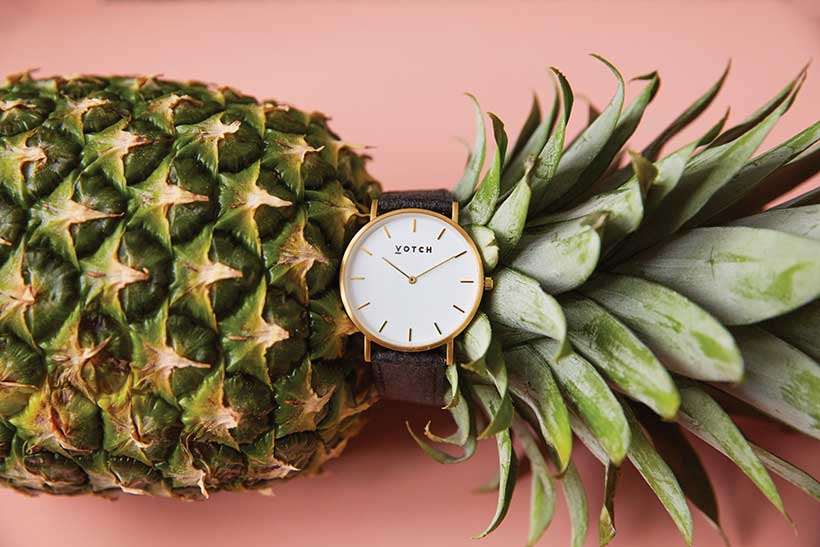 WIN! A set of two VOTCH watches – worth £270!