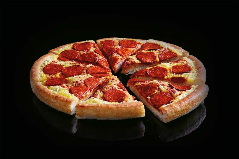 Pizza Hut has launched a vegan pepperoni pizza in the UK