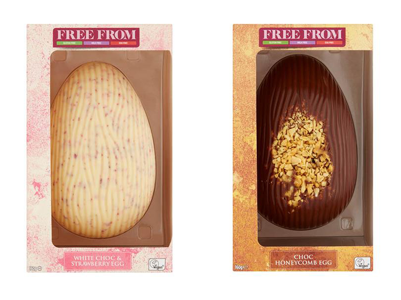 Asda is selling a delicious range of vegan Easter eggs