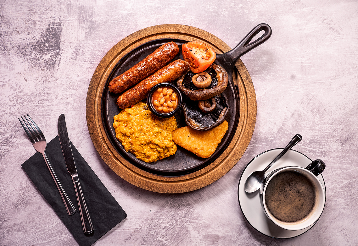 UK's largest Mexican restaurant chain Chiquito launches vegan breakfasts