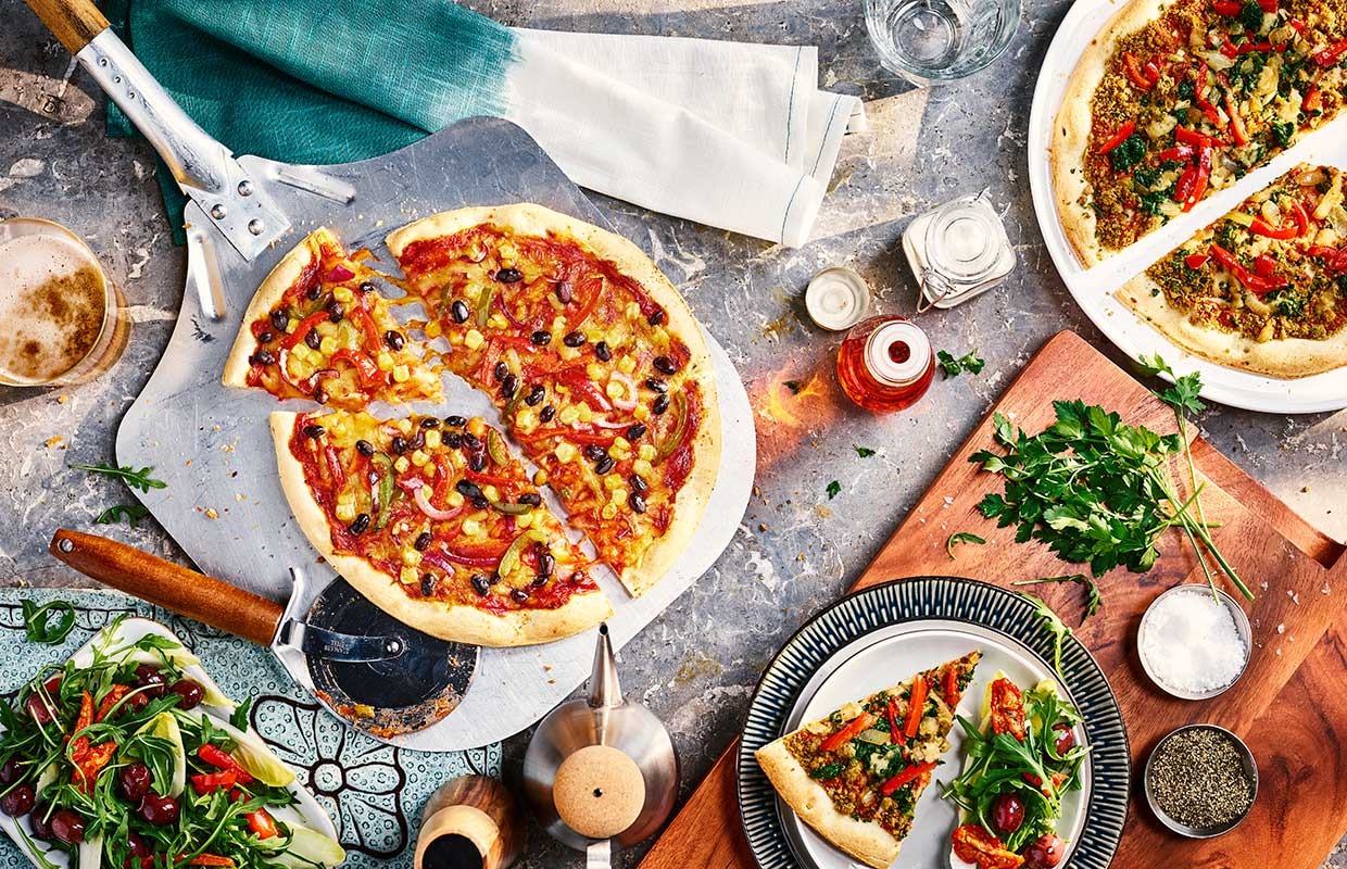 Goodfella's is offering its vegan pizza for just 50p to celebrate National Pizza Day