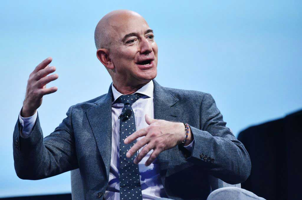 Amazon Founder Jeff Bezos pledges $10 billion to fight climate change
