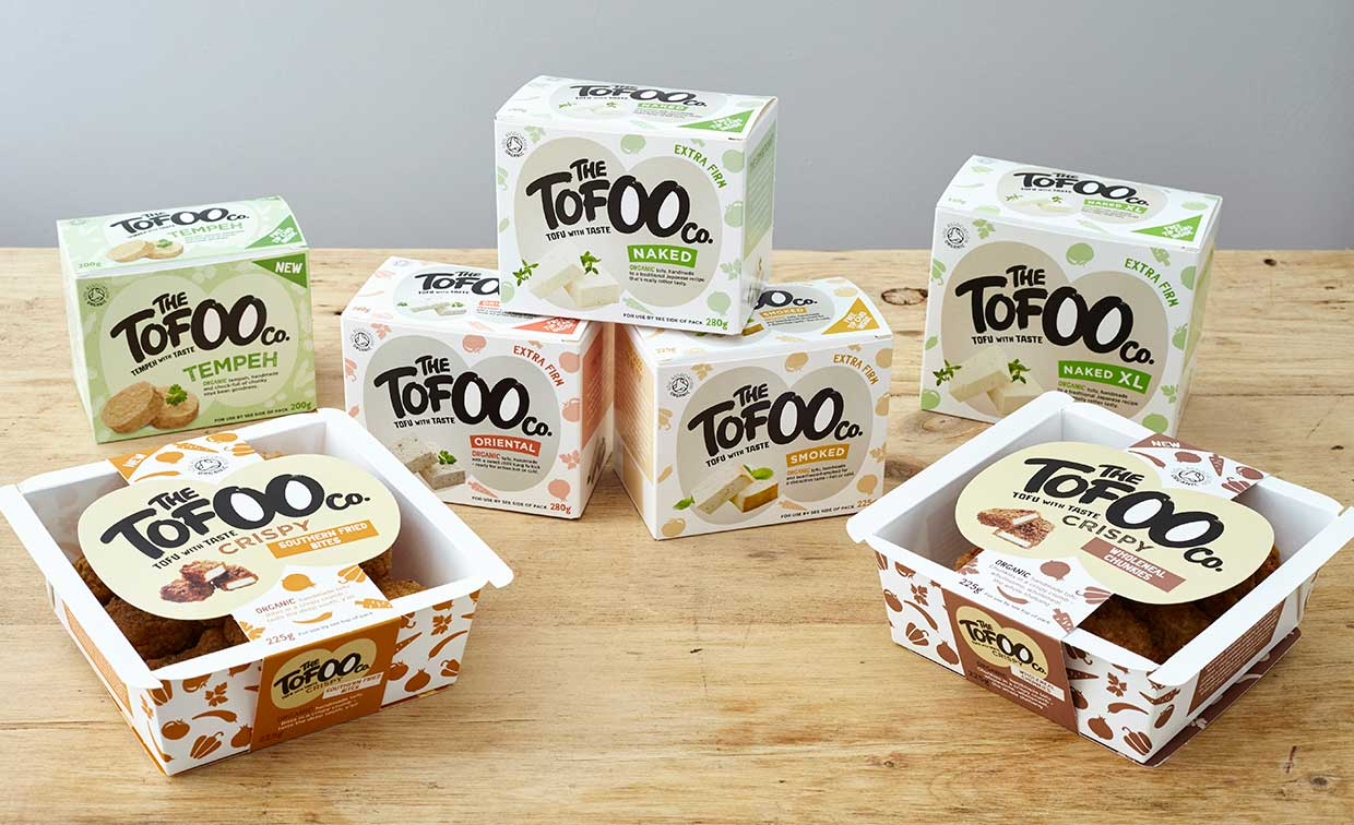 The Tofoo Co. sees its turnover double to exceed £1m during Veganuary