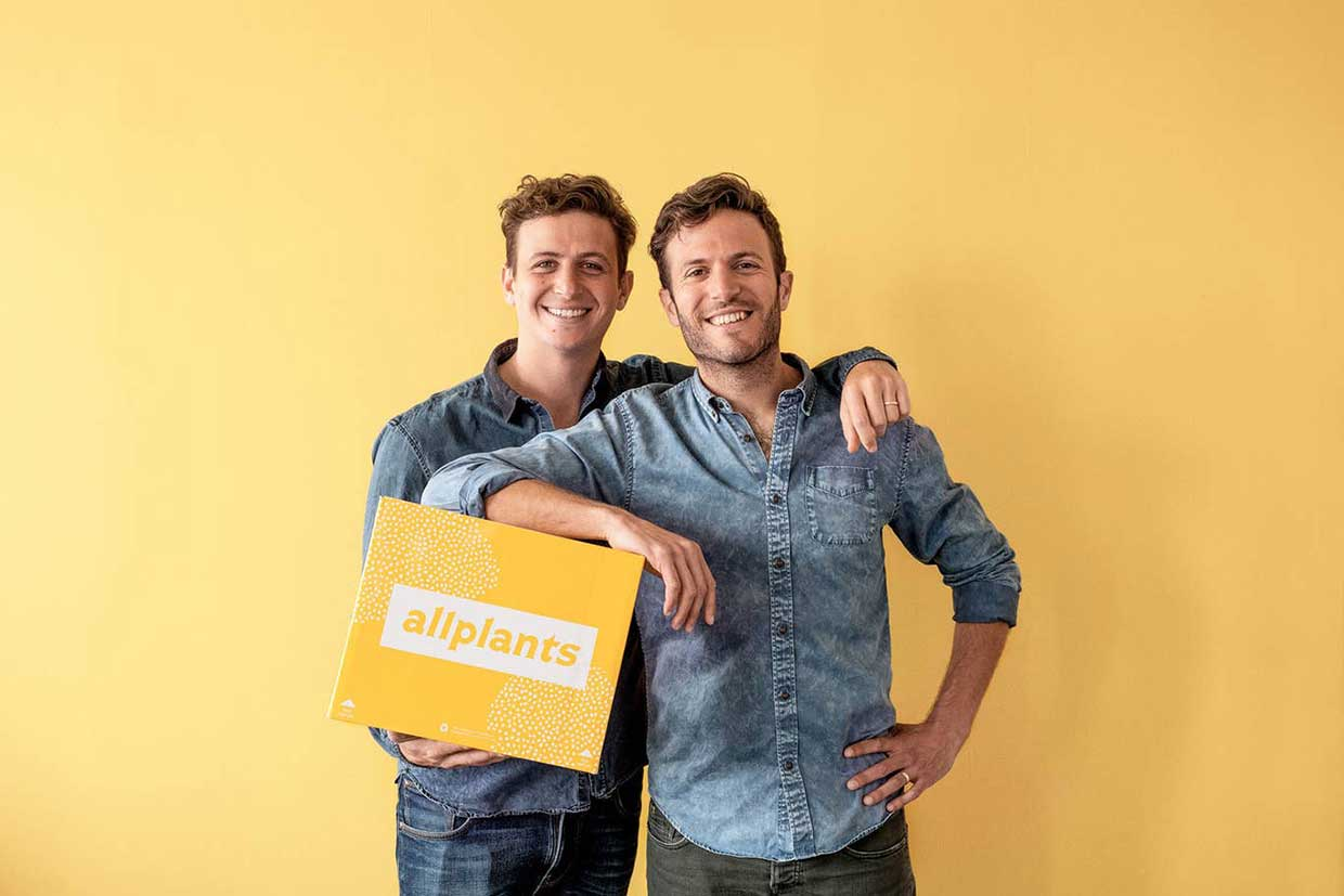Vegan meal delivery company smashes its £2m crowdfunding target in two days
