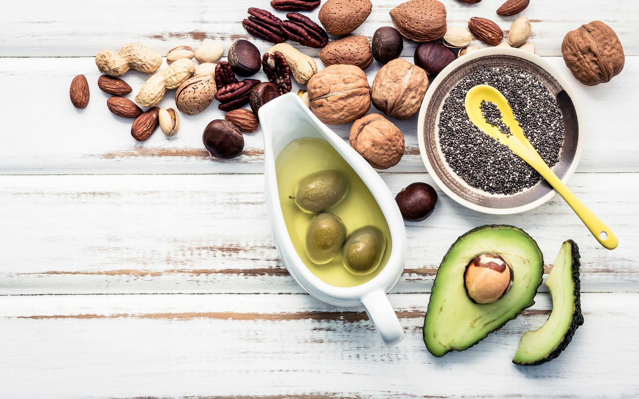 are there fats in a vegan diet?