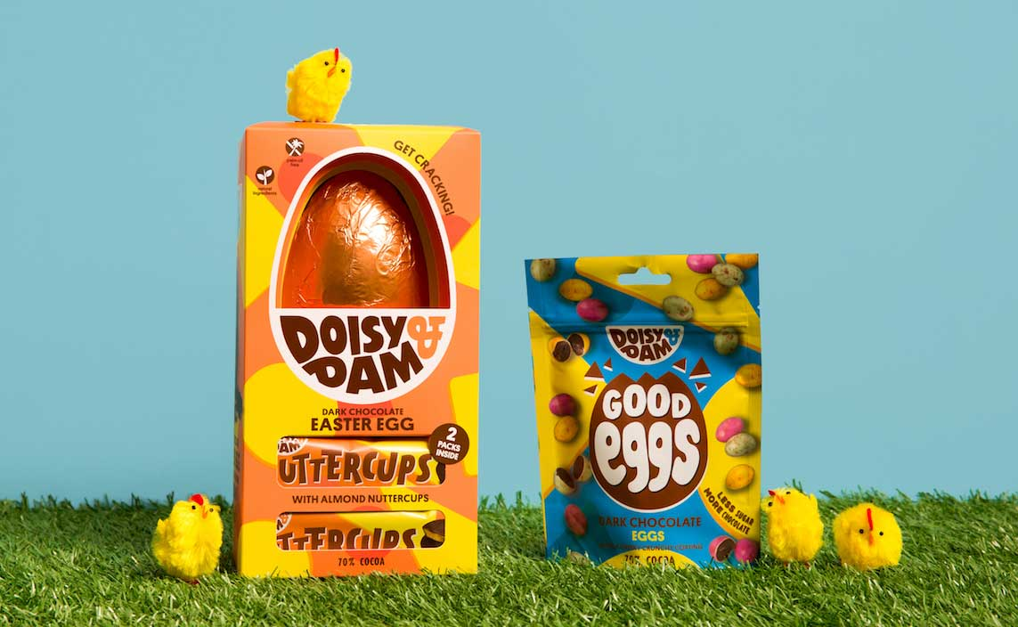 Holland & Barrett has launched its 'largest ever' vegan Easter range