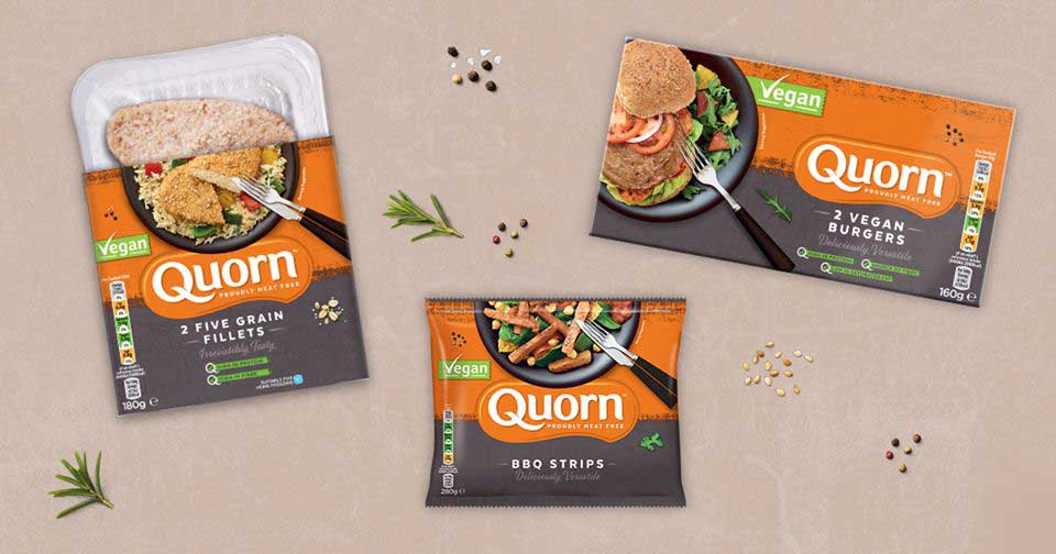 Quorn forced to expand production capacity due to 'unprecedented' demand in Veganuary