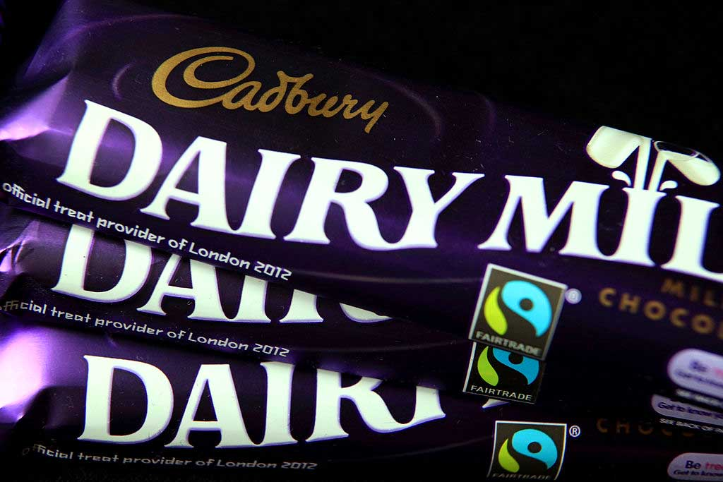 Cadbury is developing a plant-based alternative to Dairy Milk chocolate