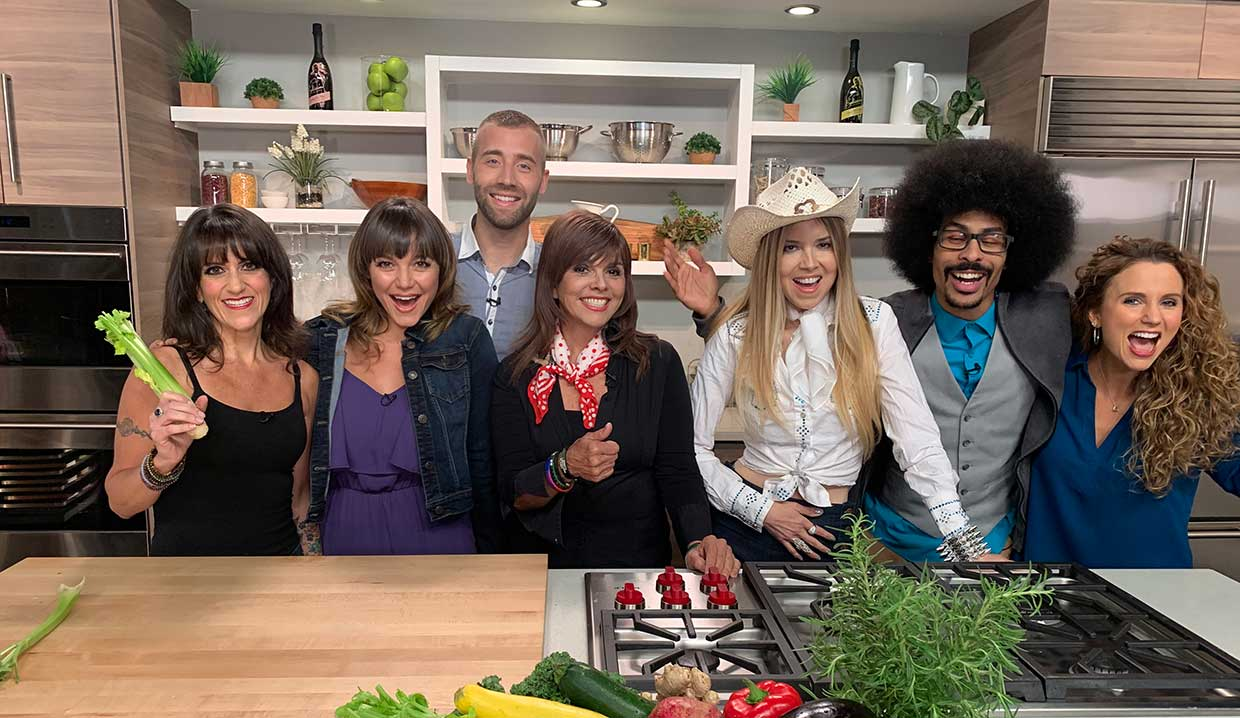 New vegan cooking show debuts on US TV and Amazon Prime Video
