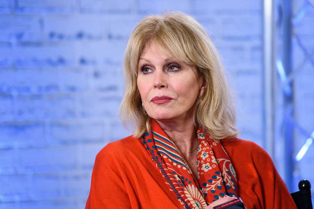 Joanna Lumley urges Tesco to reveal the truth about its chicken factory farms