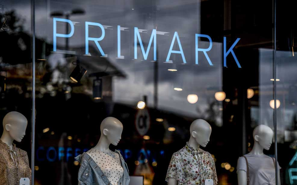 Primark becomes first fashion company to gain vegan certification from TÜV Rheinland