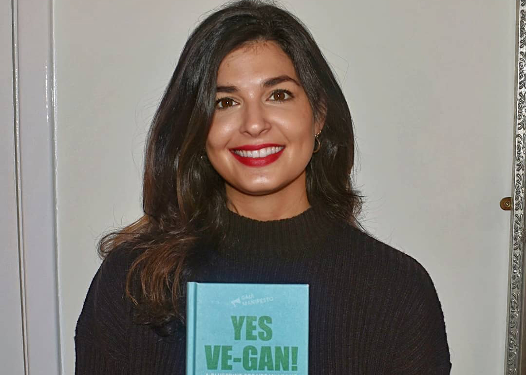 In the kitchen with 'Yes Ve-gan!' author Selene Nelson