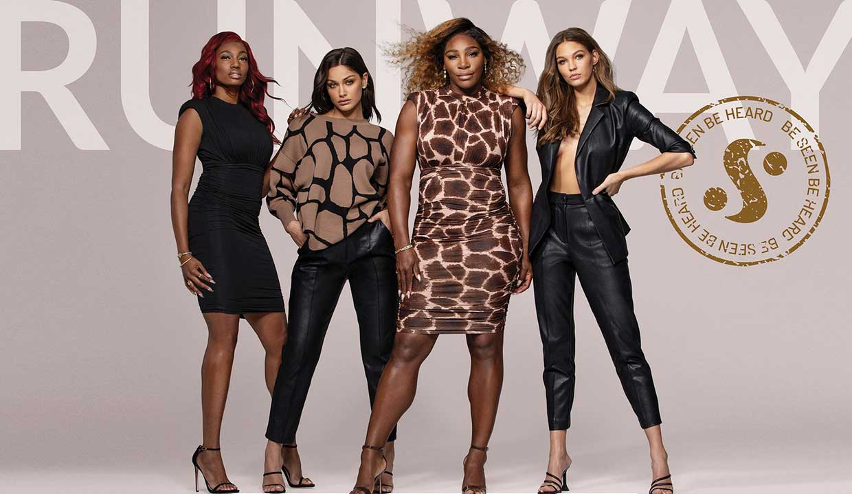 Serena Williams launches vegan fashion line to save animals and the planet