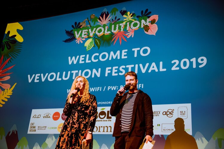 Vevolution launches first global plant-based business summit online