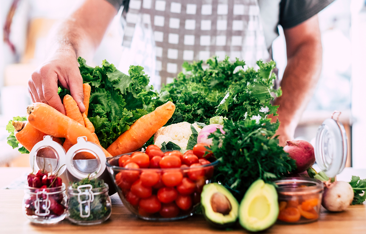 Vegan meal plan: How to get your 10-a-day