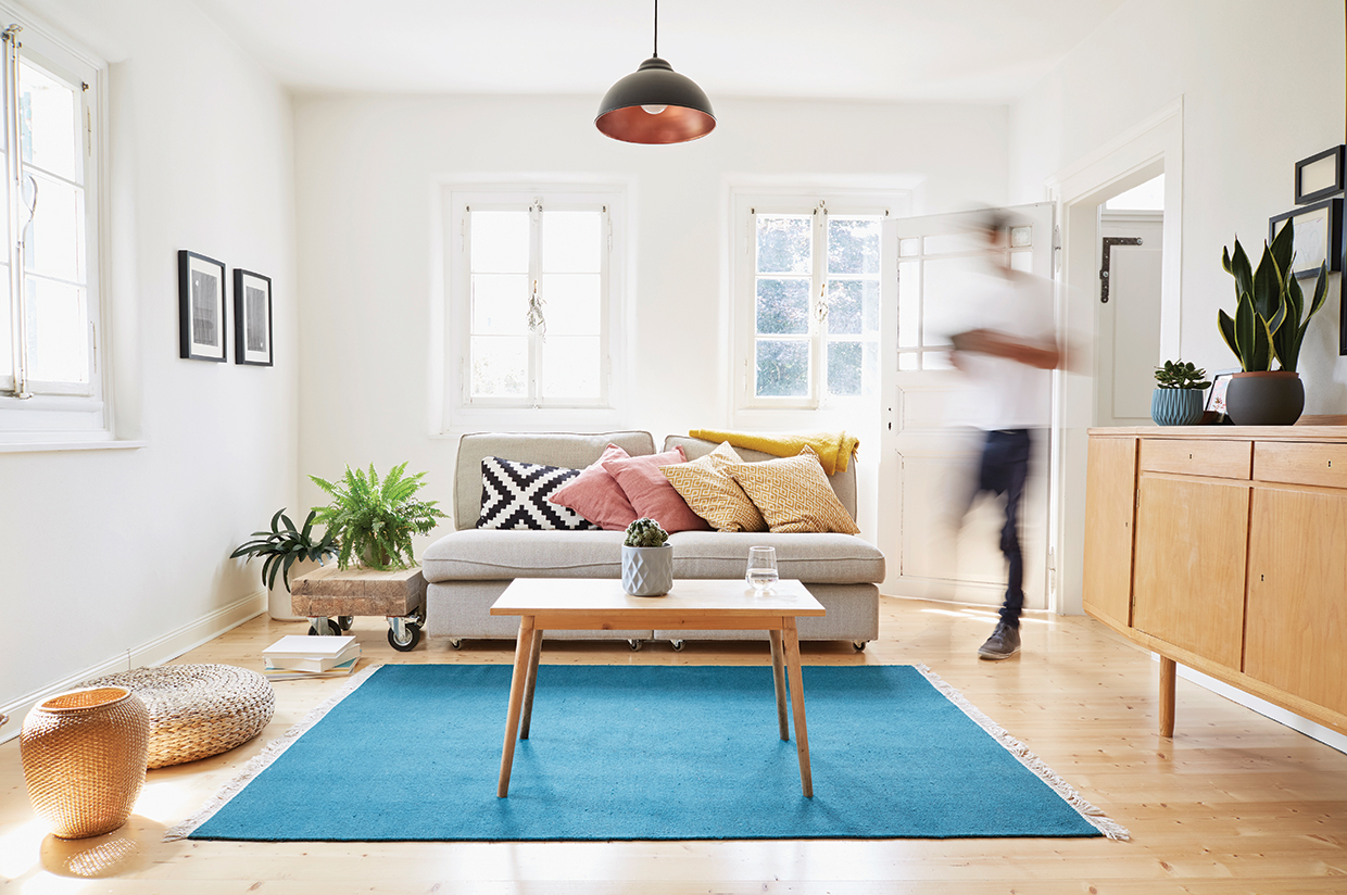 How to make a home of your rented house