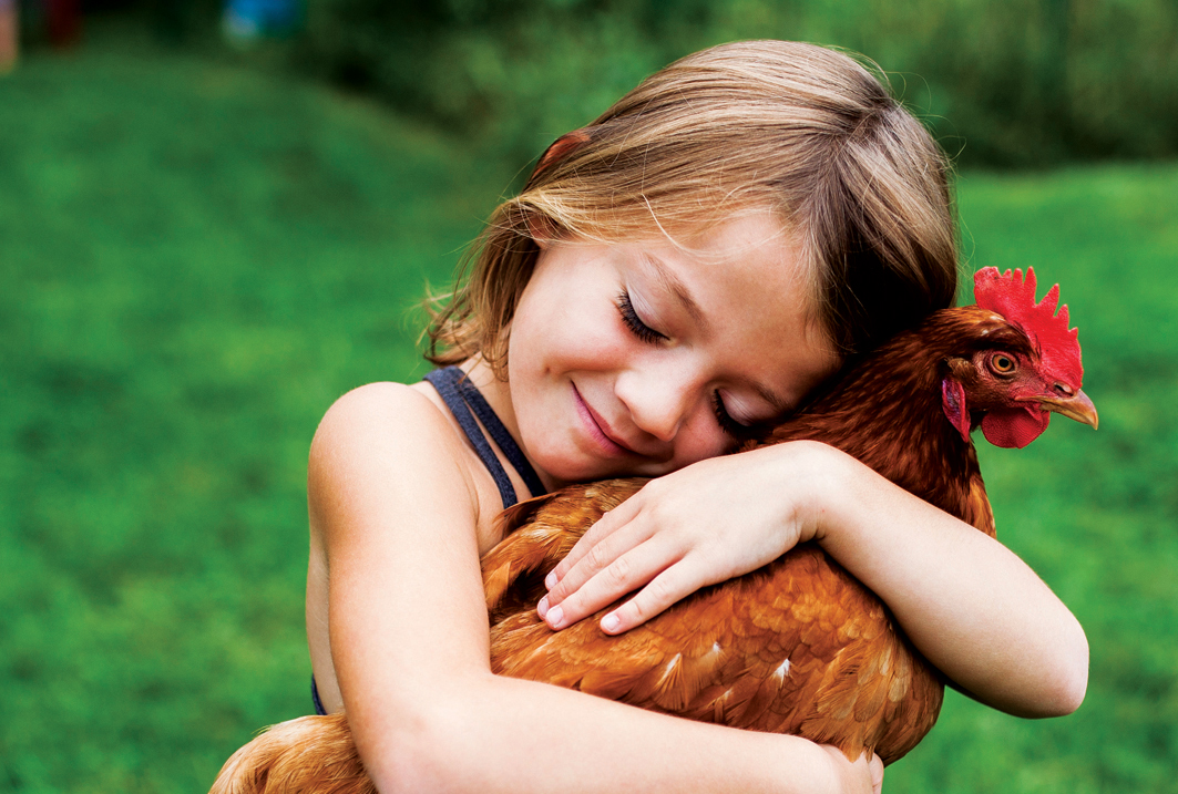 Generation V: Advice on raising vegan children