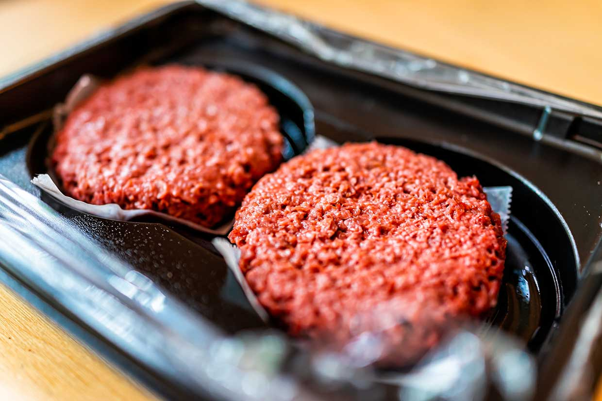 Sales of vegan meat in the US soars by 280% amid coronavirus outbreak