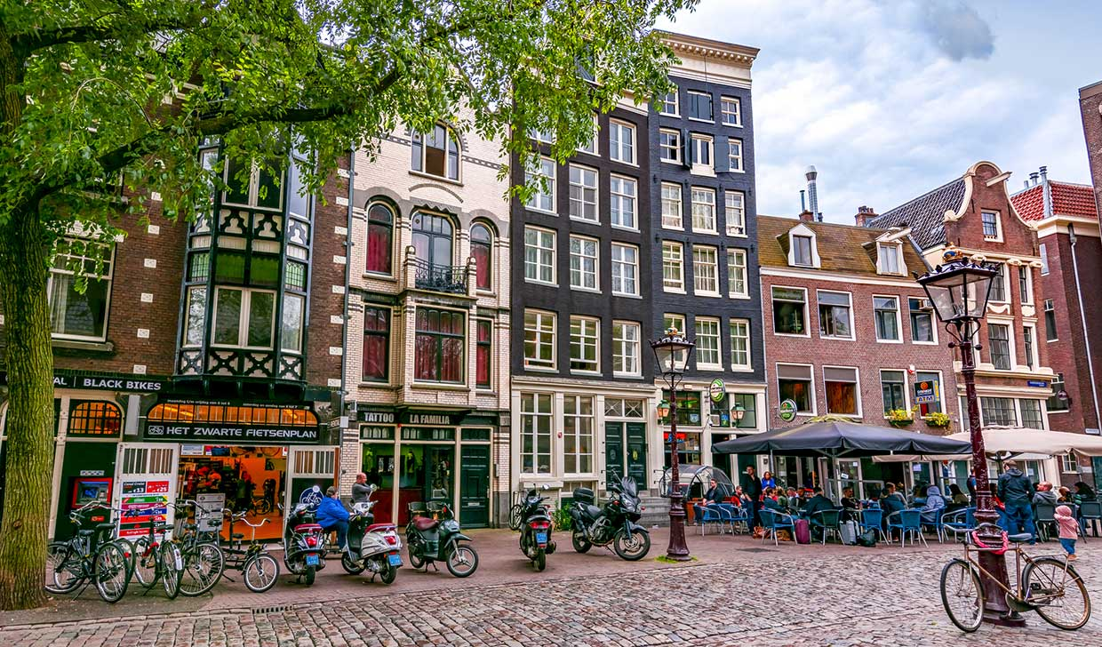 Vegan restaurants in Amsterdam offering delivery during pandemic