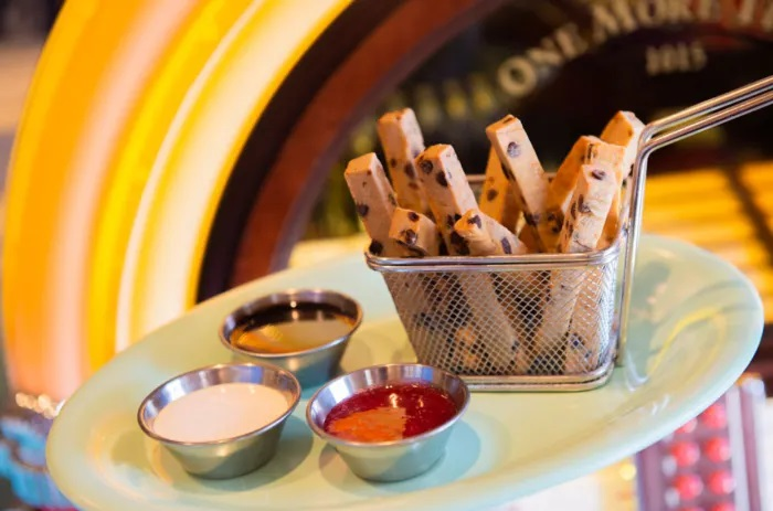 Disney has shared its secret recipe for its vegan cookie fries
