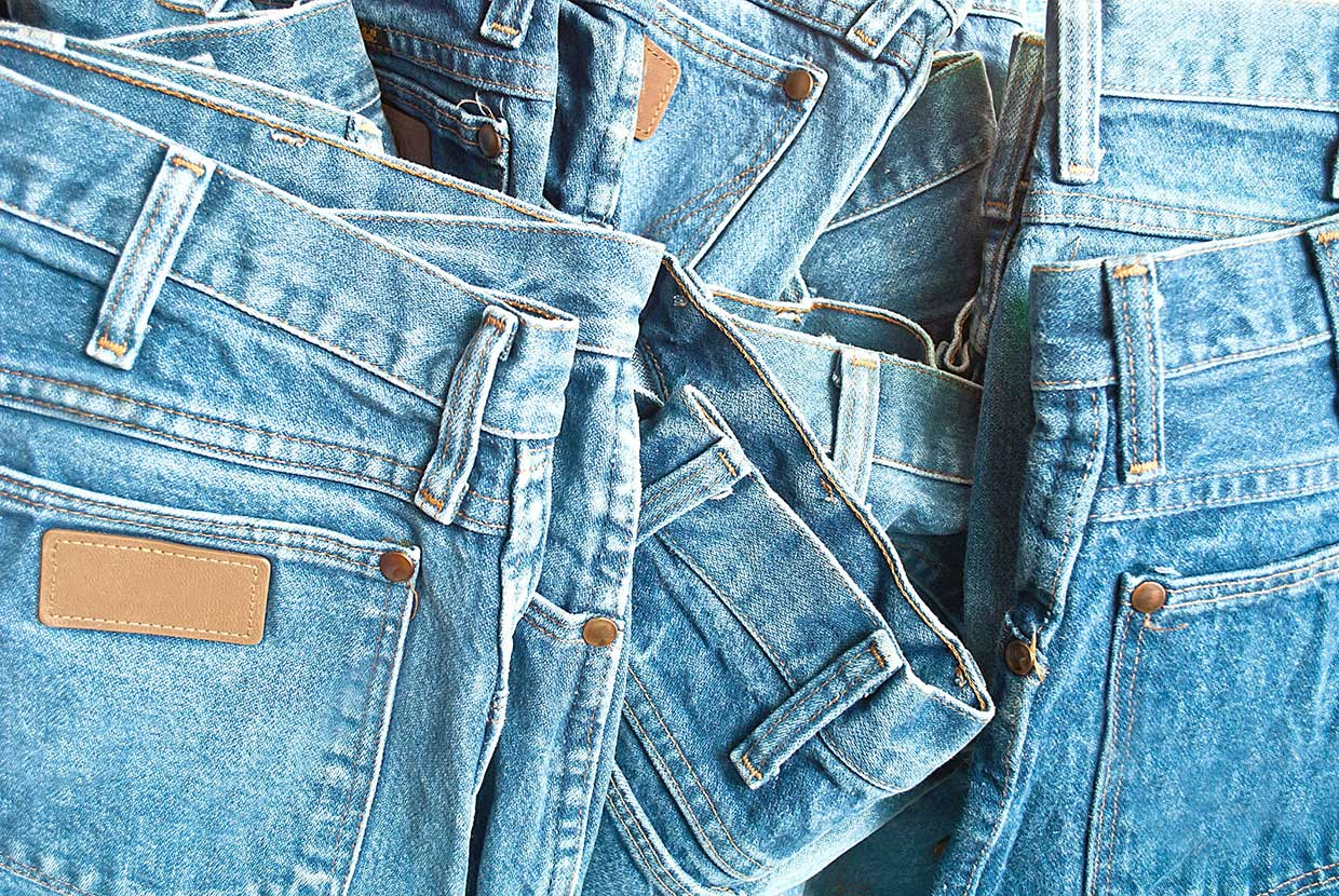 How sustainable is denim?
