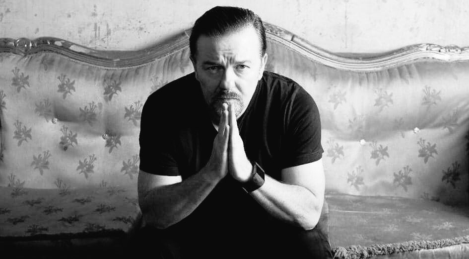 Ricky Gervais calls for end to wet markets to avoid future pandemics