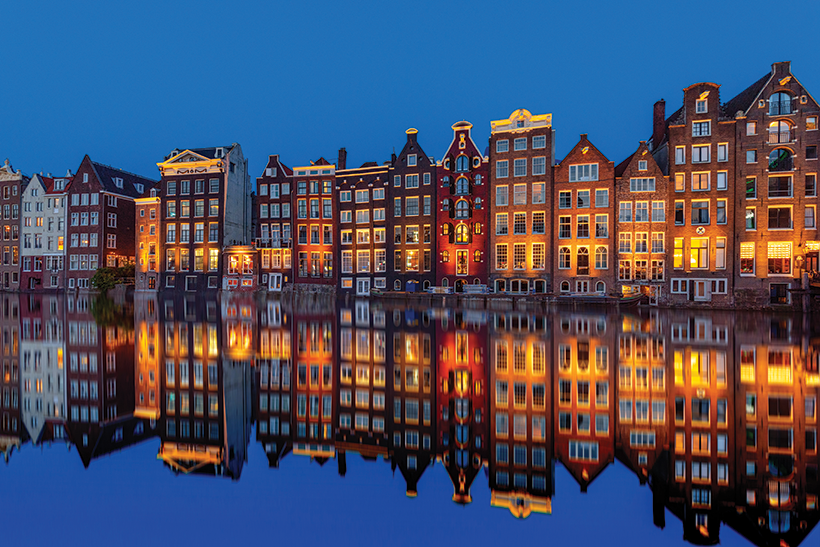 vegan guide to Amsterdam