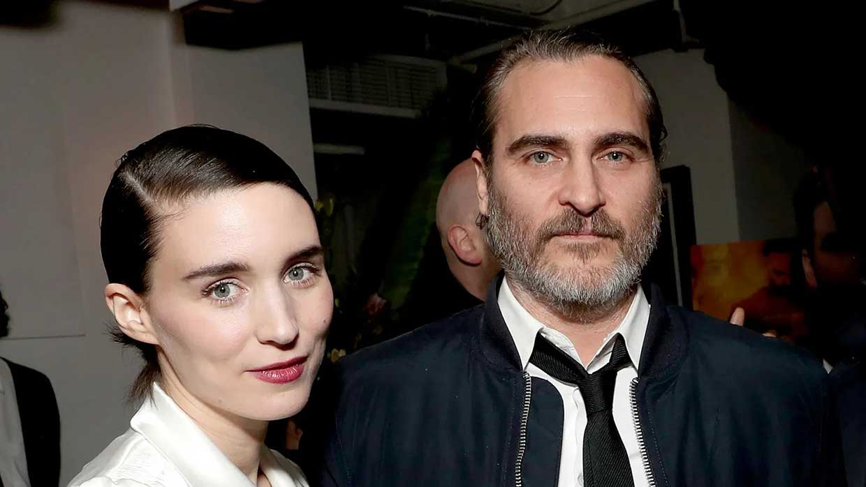 Joaquin Phoenix and Rooney Mara join Beyond Meat to feed the vulnerable amid COVID-19