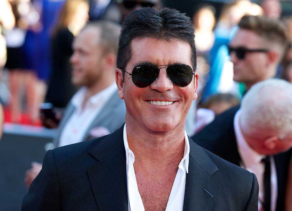 Simon Cowell to release vegan cookbook after losing 60lbs on a vegan diet