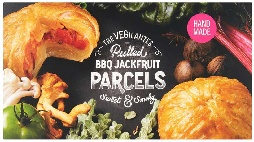 New vegan range with vegan 'ribs' and 'wings' launches at Morrisons