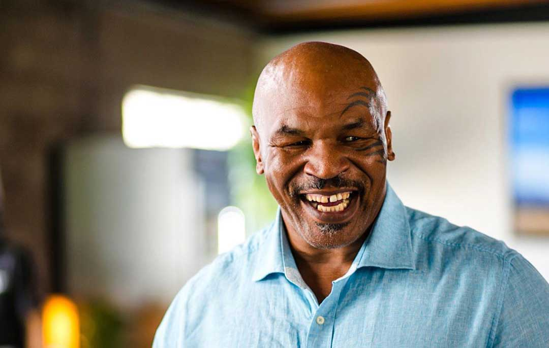 Mike Tyson says he is in the 'best shape ever' since going vegan