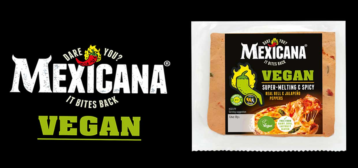Dairy giant to launch vegan Mexicana cheese following success of Applewood