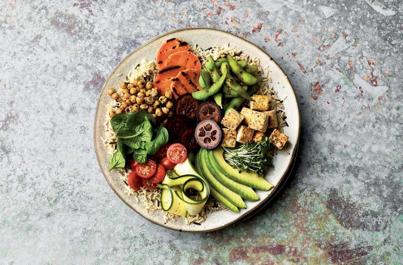 Perfectly Balanced Vegan Buddha Bowl