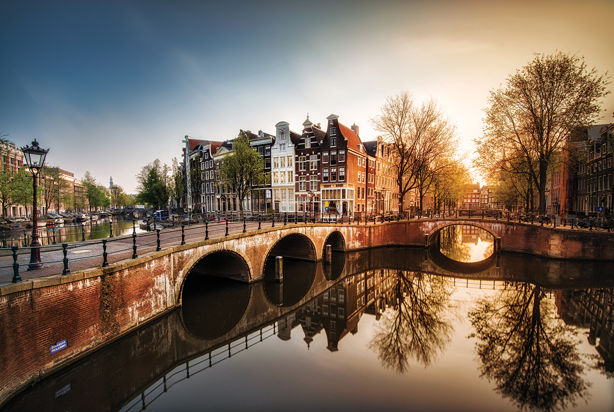 A vegan's guide to Amsterdam