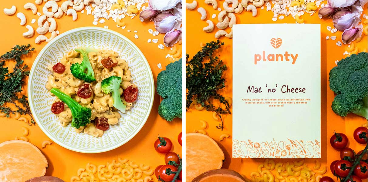 A new vegan ready meal delivery service has launched in the UK