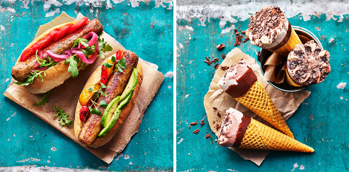M&S launches vegan cornettos and magnums in its Plant Kitchen range