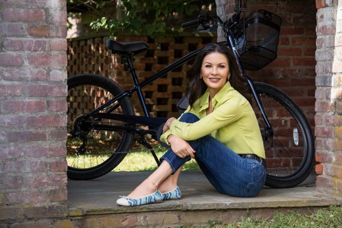 Catherine Zeta-Jones launches vegan shoes with Butterfly Twists
