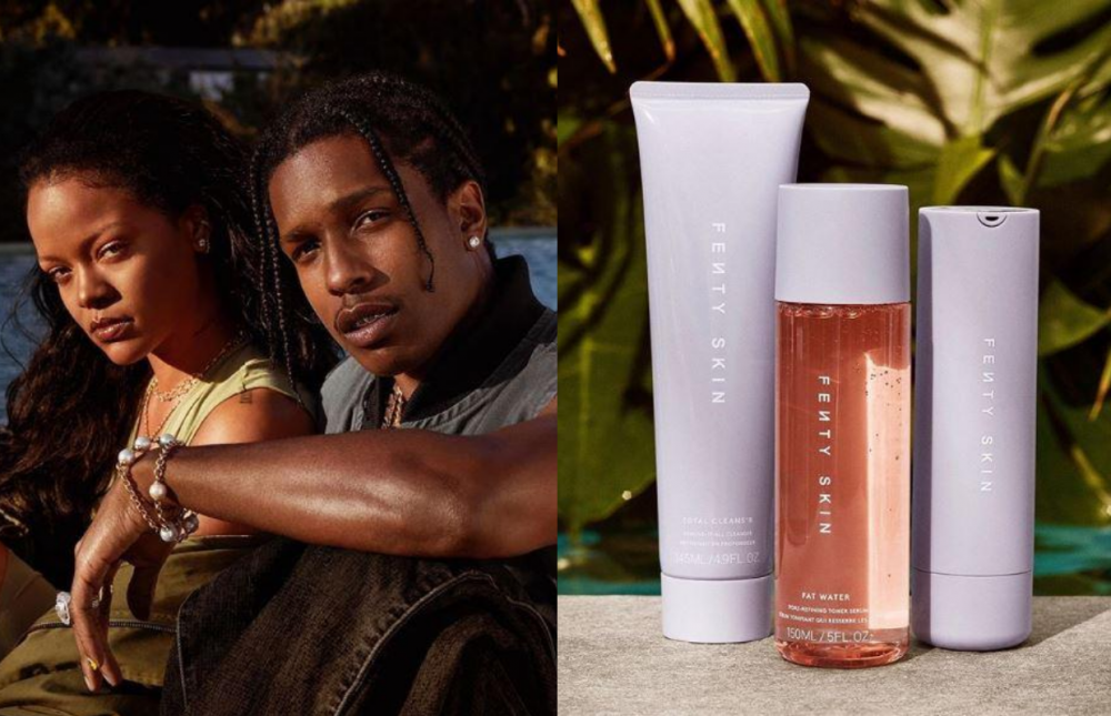 Rihanna launches vegan skincare line Fenty Skin