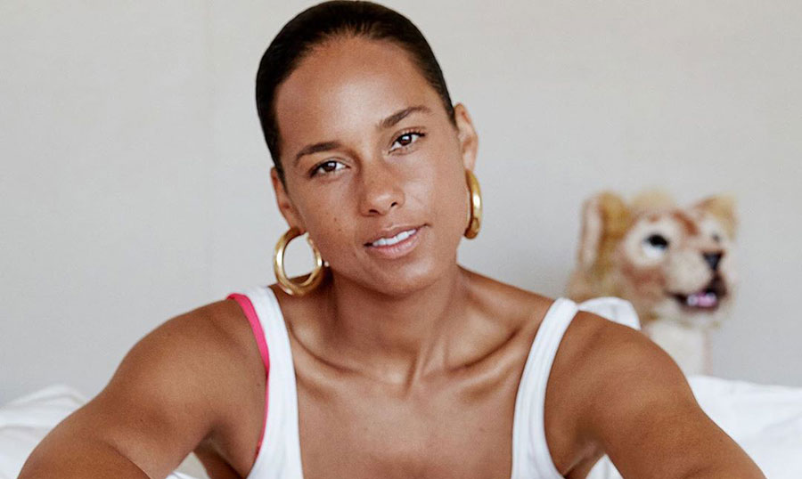 Alicia Keys and e.l.f. Cosmetics to release a new vegan beauty brand